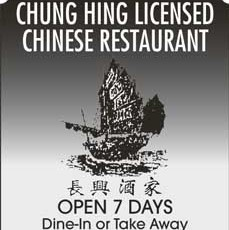 Chung Hing Chinese Restaurant